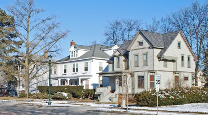 Photograph of a Neighborhood