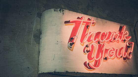 Communicating Gratitude